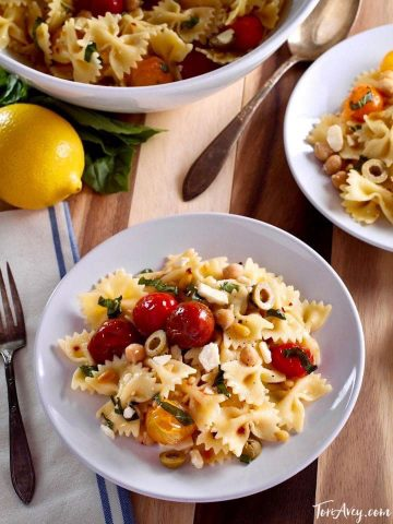 Lemon-Pasta-Salad